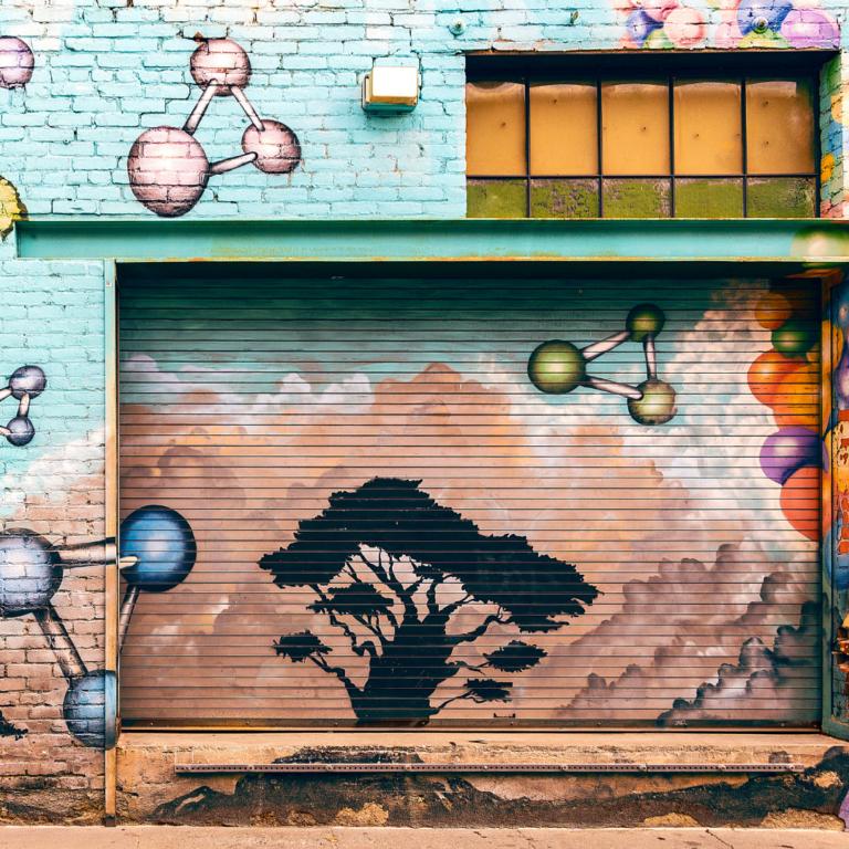 Levando a Arte das Ruas para Dentro de Casa