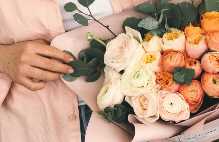 Faça você mesmo: Buquê de flores